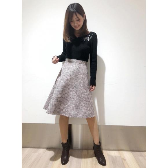 リバーシブルスカート!♡