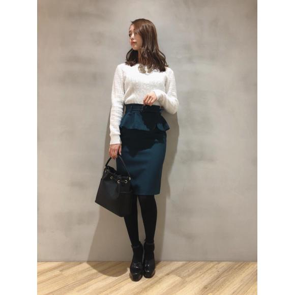 2way☆着回しに便利なタイトスカート!
