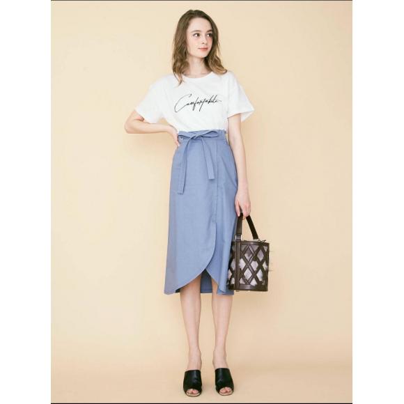 NEW♡ラップスカート