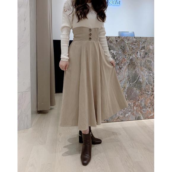 ハイウエストスカート♡