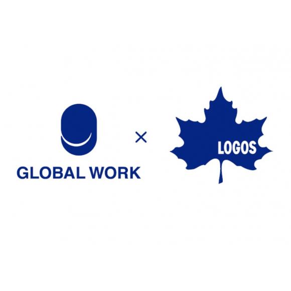 GLOBAL WORK × LOGOSコラボアイテム★