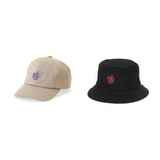 【フロントのデザインが可愛い!】CAP&HAT