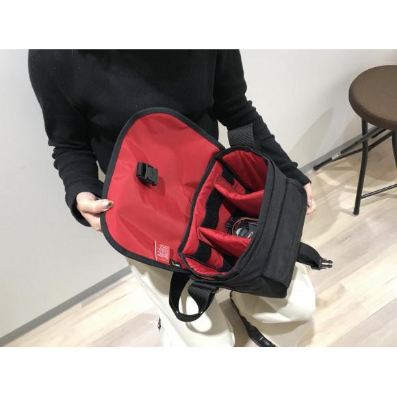 ☆Camera Bag再入荷のお知らせ~Vol.1~☆