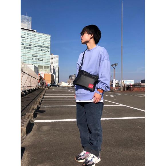 ☆Matte Vinyl Harlem Bag☆