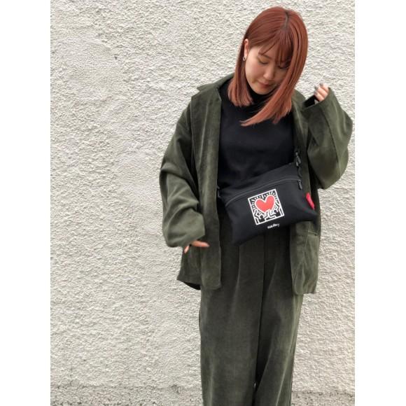 ☆Harlem Bag Keith Haring☆