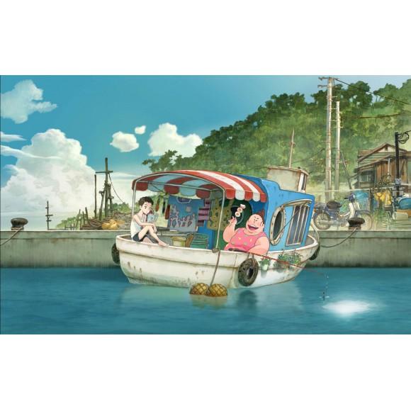 明石家さんまが想いを実現、劇場アニメ映画を初企画・プロデュース!「漁港の肉子ちゃん」6月11日(金)より絶賛上映中!