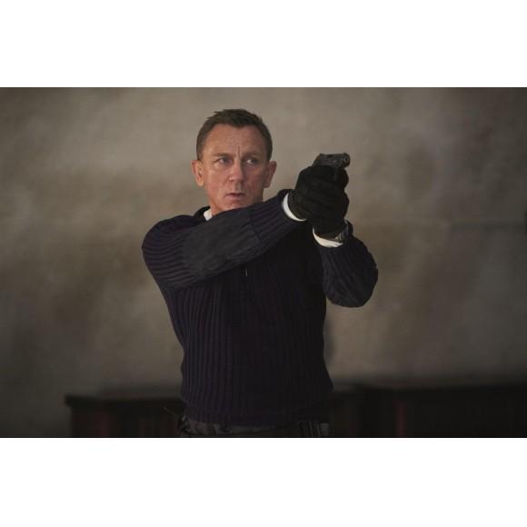 007シリーズ最新作!ダニエル・クレイグ最後のジェームズ・ボンド『007/ノー・タイム・トゥ・ダイ』が10/1(金)より上映開始!!