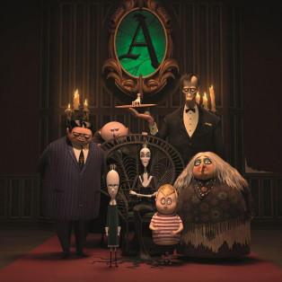 【新作映画情報】伝説の家族が初のアニメ映画化!『アダムス・ファミリー』9/25(金)より公開!