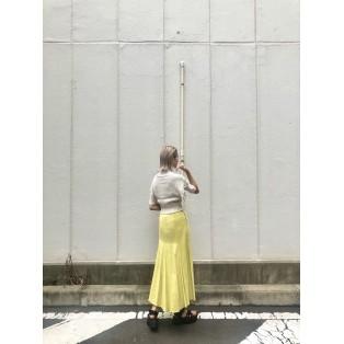 MURUAらしいデザイントップスとボリュームたっぷりのスカートでカジュアルミックスコーデ☆