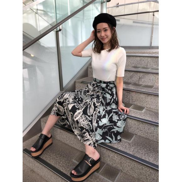 [新作]MURUAらしいドッキングスカートのご紹介☆