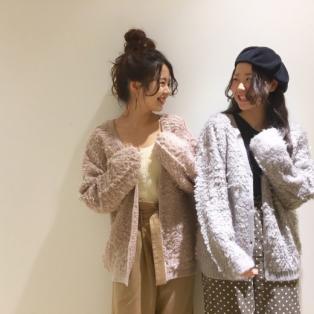 【kastane仙台パルコ店】人気のカーディガン入荷!!