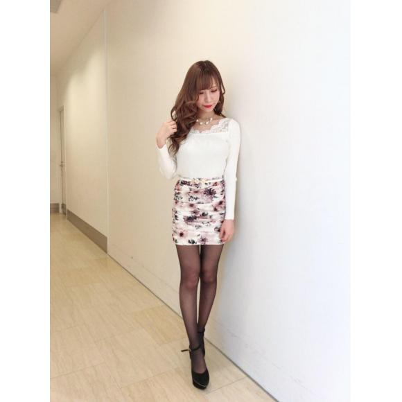 明日発売のギャザースカート♡