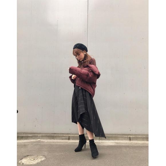 10/25日 ショートダウンコート発売♡