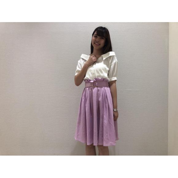 オフショルシャツ♡