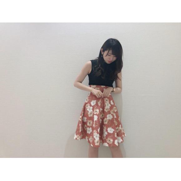 ハイウエストピオニースカート♡