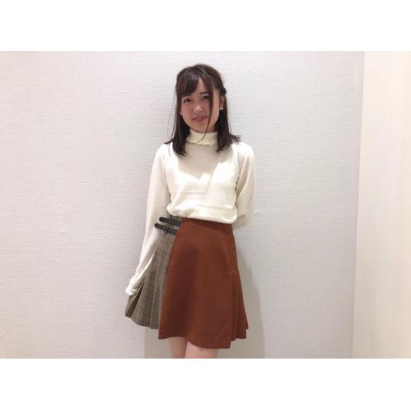 サイドプリーツスカート♡