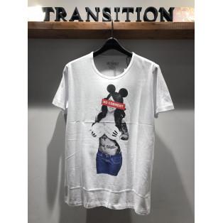 「NO COMMENT PARIS」MK Tシャツ