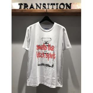 「NO COMMENT PARIS」mono parfume Tシャツ