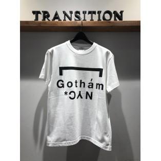 GOTHAM NYC ロゴTシャツ①