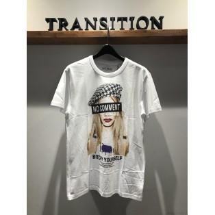 NO COMMENT PARIS Tシャツ③