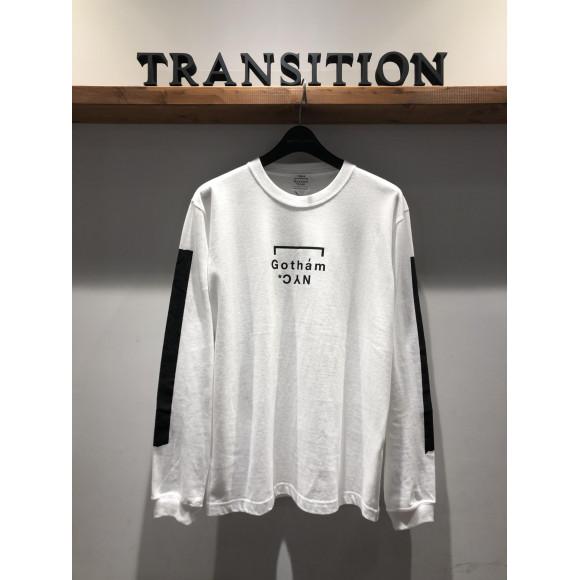 GOTHAM NYC L/S TEE②