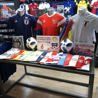 WORLD FOOTBALL FAIR2018