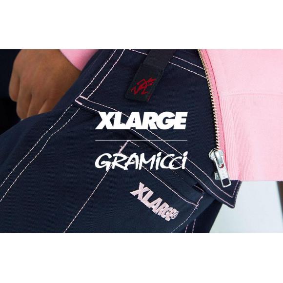 XLARGE×GRAMICCI RESORT CARGO PANT