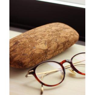 コルクの有能なメガネケース「CONNIE Clam Glasses Case」