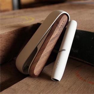 IQOS3/IQOS3 DUO用木製ドアカバー