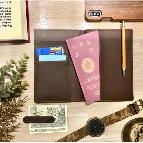 【海外旅行の必需品!!必要なものをコンパクトにまとめられるパスポートケース♪】