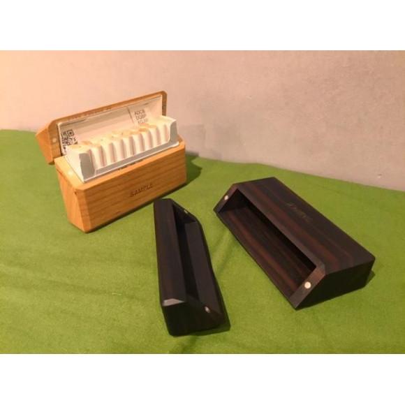 木製アイコスドアカバー&ケースのギフトセット