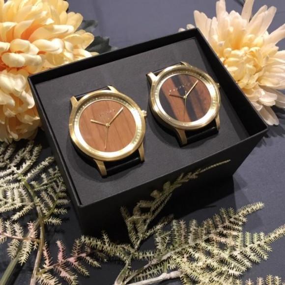 ペアで贈るハコアの腕時計part6