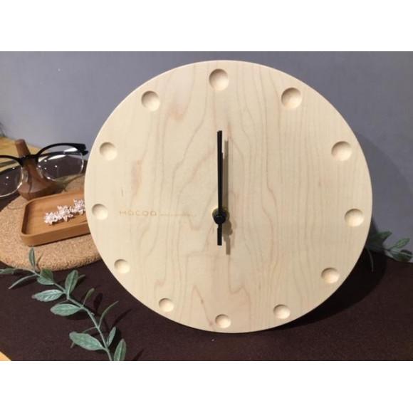 【時と共に風合いを増す壁掛け・置き時計】