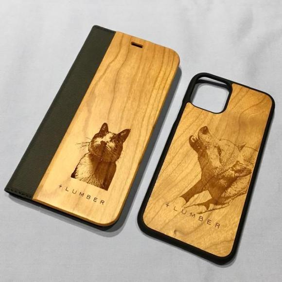 ハコアのiPhoneケースにお気に入りの写真を刻印してみませんか☆