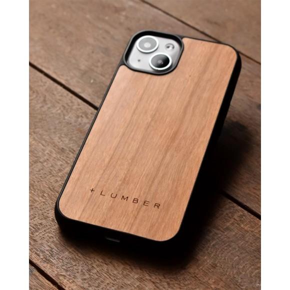 【iPhone13シリーズ】天然木のiPhoneケース