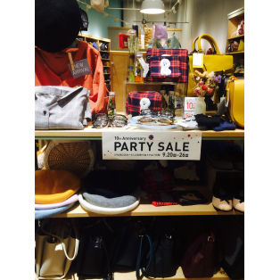 !!!PARTY SALE開催中です!!!