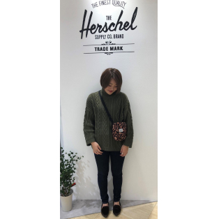 HERSCHEL SUPPLY(ハーシェルサプライ) 入荷商品の紹介!