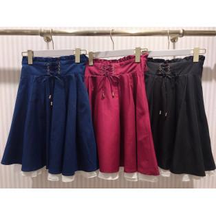 ❁綺麗なシルエットを演出♥編み下げスカートを使用したコーディネートのご紹介❁