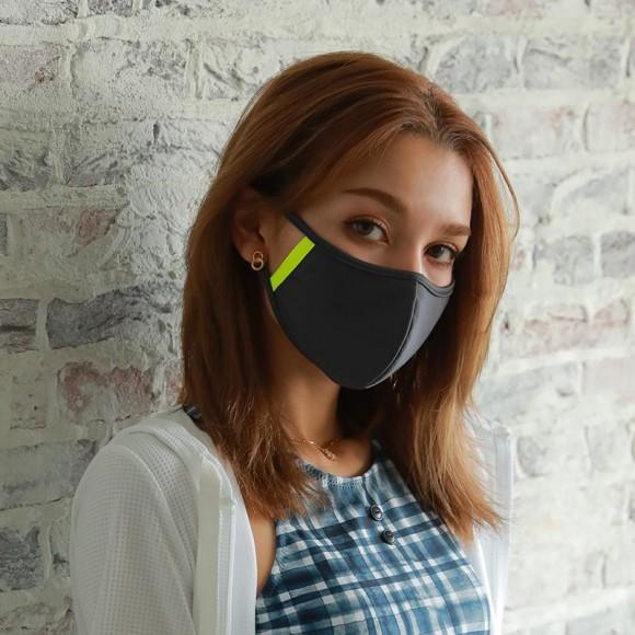 夏でも快適水着マスク