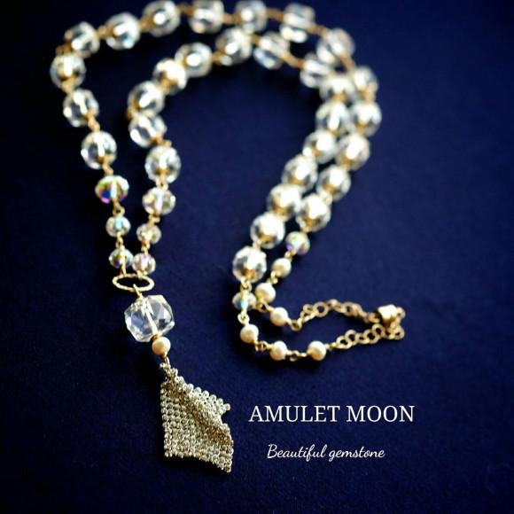 【お日にち限定】天然石 AMULET MOONのご案内です✩.*˚