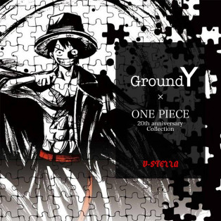 【Ground Y × ONE PIECE】 20th Anniversary Collection
