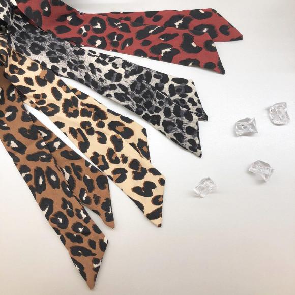 大人気のレオパード柄スカーフです♡