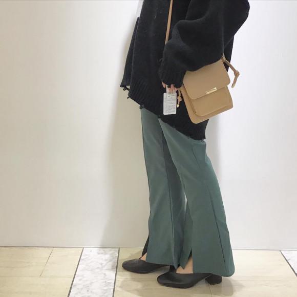 新作のミニショルダーバッグです♡