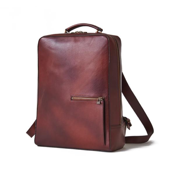 【新生活バッグ特集② Antique square Backpack】