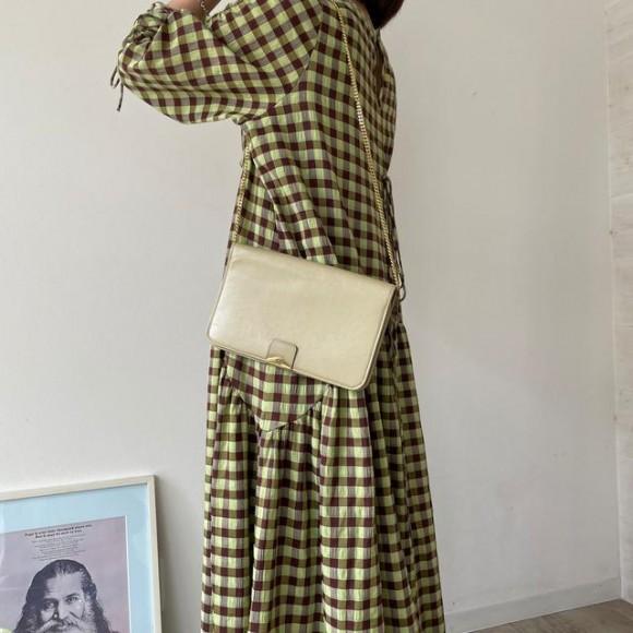 vintage Dior 〈ヴィンテージディオール〉ショルダーバッグ