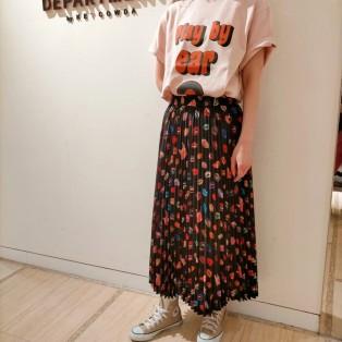 THOMAS MAGPIE 【トーマスマグパイ】Tシャツ&スカート