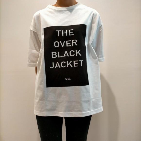 【M53.】ロゴプリントTシャツ