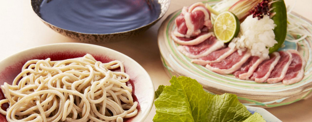 肉和食と蕎麦 ほねぎし