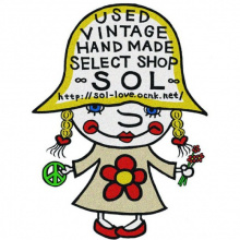 【LIMITED SHOP】本館1F・原宿SOL〔レディス・雑貨〕