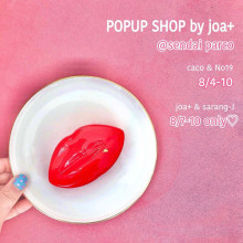 【LIMITED SHOP】本館/4F 特設会場 POPUP SHOP by joa+